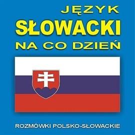 okładka Język słowacki na co dzieńaudiobook   MP3  