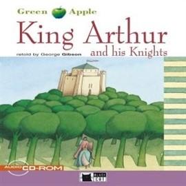 okładka King Arthur and his Knights, Audiobook | EDITRICE CIDEB