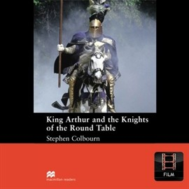 okładka King Arthur and the Knights of the Round Table, Audiobook | Colbourn Stephen