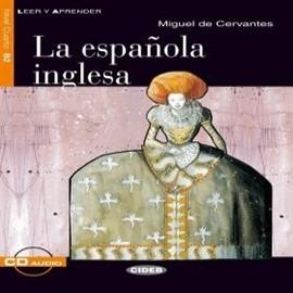 okładka La Espanola Inglesa, Audiobook   EDITRICE CIDEB