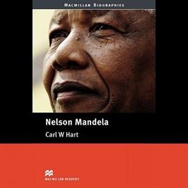 okładka Nelson Mandelaaudiobook | MP3 | W. Hart Carl