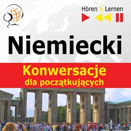 okładka Niemiecki na mp3 Konwersacje dla początkujących, Audiobook | Dorota Guzik