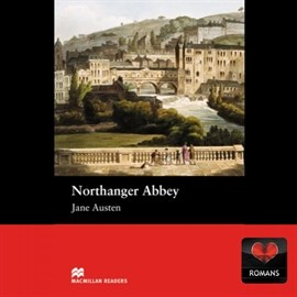 okładka Northanger Abbey, Audiobook | Jane Austen