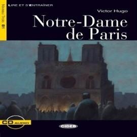 okładka Notre-Dame de Paris, Audiobook | EDITRICE CIDEB