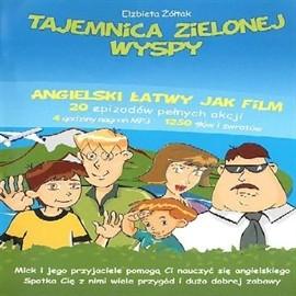 okładka Tajemnica Zielonej Wyspyaudiobook | MP3 | Żółtak Elżbieta
