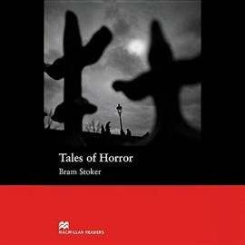 okładka Tales of Horror, Audiobook   Bram Stoker