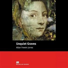 okładka Unquiet Graves , Audiobook   Frewin Jones Allan