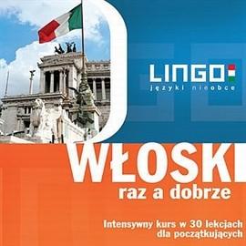 okładka Włoski raz a dobrzeaudiobook | MP3 | Aleksandra Leoncewicz