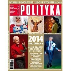 okładka AudioPolityka Nr 01 z 27 grudnia 2013 - wydanie noworoczne: Ludzie i wydarzenia 2014audiobook | MP3 | Polityka