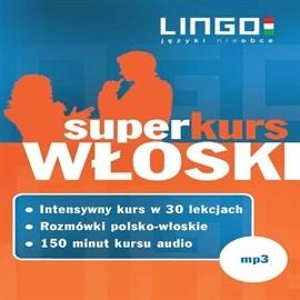 okładka Włoski. Superkurs, Audiobook   Praca Zbiorowa