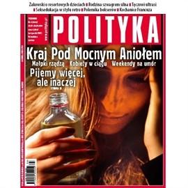 okładka AudioPolityka Nr 04 z 22 stycznia 2014audiobook | MP3 | Polityka