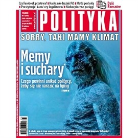 okładka AudioPolityka Nr 05 z 29 stycznia 2014, Audiobook | Polityka