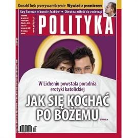 okładka AudioPolityka Nr 10 z 2 marca 2011 roku, Audiobook | Polityka