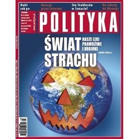 okładka AudioPolityka Nr 13 z 23 marca 2011 rokuaudiobook | MP3 | Polityka