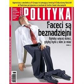 okładka AudioPolityka Nr 16 z 17 kwietnia 2013audiobook | MP3 | Polityka