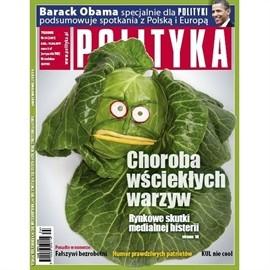 okładka AudioPolityka Nr 24 z 8 czerwca 2011 roku, Audiobook | Polityka