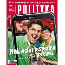 okładka AudioPolityka Nr 25 z 20 czerwca 2012 rokuaudiobook | MP3 | Polityka