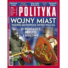 okładka AudioPolityka Nr 27 z 29 czerwca 2011 rokuaudiobook | MP3 | Polityka