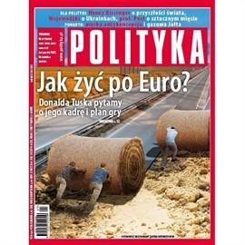 okładka AudioPolityka Nr 27 z 4 lipca 2012 roku, Audiobook   Polityka
