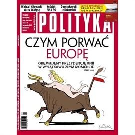 okładka AudioPolityka Nr 28 z 6 lipca 2011 roku, Audiobook | Polityka