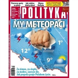 okładka AudioPolityka Nr 30 z 20 lipca 2011 rokuaudiobook | MP3 | Polityka