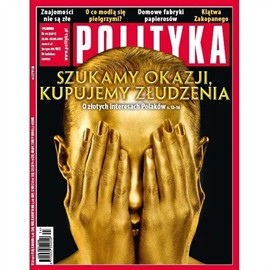 okładka AudioPolityka Nr 34 z 22 sierpnia 2012 roku, Audiobook | Polityka