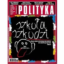 okładka AudioPolityka NR 36 - 01.09.2010, Audiobook | Polityka