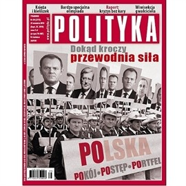 okładka AudioPolityka NR 39 - 21.09.2010, Audiobook | Polityka