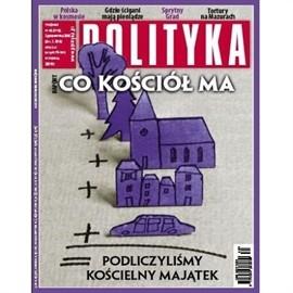 okładka AudioPolityka NR 40 - 29.09.2010, Audiobook | Polityka