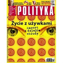 okładka AudioPolityka NR 42 - 13.10.2010, Audiobook | Polityka
