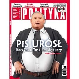 okładka AudioPolityka Nr 42 z 17 października 2012 rokuaudiobook | MP3 | Polityka