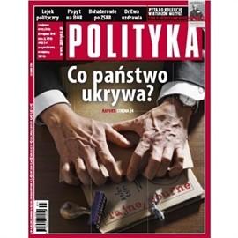 okładka AudioPolityka NR 45 - 03.11.2010, Audiobook | Polityka