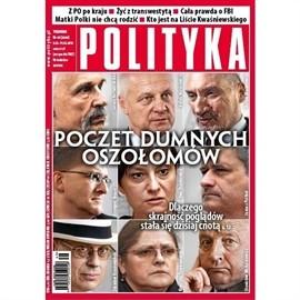 okładka AudioPolityka Nr 49 z 5 grudnia 2012 rokuaudiobook   MP3   Polityka