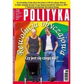 okładka AudioPolityka Nr 6 z 6 lutego 2013, Audiobook | Polityka