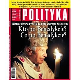 okładka AudioPolityka Nr 7 z 13 lutego 2013, Audiobook | Polityka