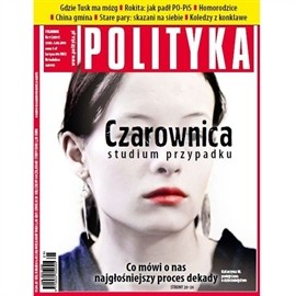 okładka AudioPolityka Nr 9 z 27 lutego 2013, Audiobook | Polityka