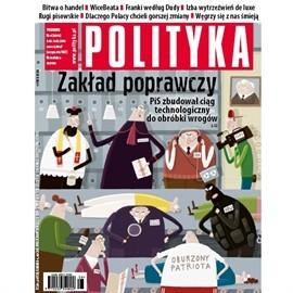 okładka AudioPolityka Nr 6 z 3 lutego 2016, Audiobook | Polityka
