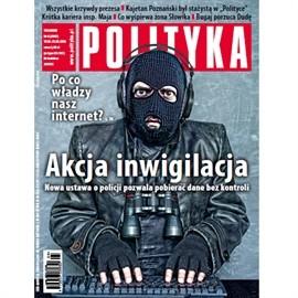 okładka AudioPolityka Nr 8 z 16 lutego 2016, Audiobook | Polityka