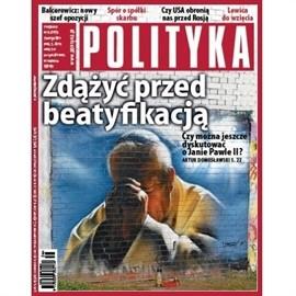 okładka AudioPolityka Nr 6 z 2 lutego 2011 roku, Audiobook | Polityka