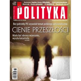 okładka AudioPolityka Nr 6 z 7 lutego 2018 roku, Audiobook | Polityka