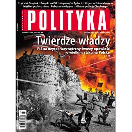 okładka AudioPolityka Nr 7 z 14 lutego 2018 roku, Audiobook | Polityka