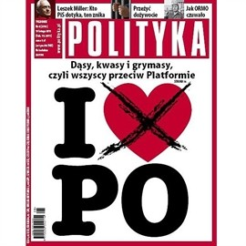 okładka AudioPolityka Nr 8 z 16 lutego 2011 rokuaudiobook | MP3 | Polityka