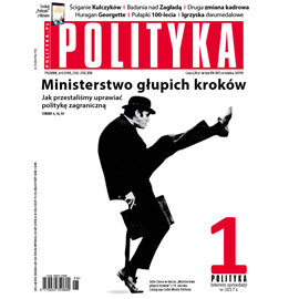 okładka AudioPolityka Nr 8 z 21 lutego 2018 rokuaudiobook | MP3 | Polityka