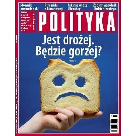okładka AudioPolityka Nr 9 z 23 lutego 2011 rokuaudiobook   MP3   Polityka