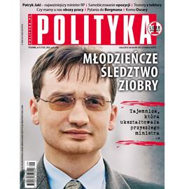 okładka AudioPolityka Nr 9 z 28 lutego 2018 rokuaudiobook   MP3   Polityka