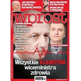 okładka AudioWprost, Nr 12 z 17.03.2014, Audiobook | Wprost