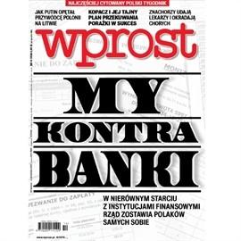 okładka AudioWprost, Nr 14 z 30.03.2015, Audiobook   Wprost
