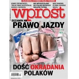 okładka AudioWprost, Nr 17 z 20.04.2015, Audiobook   Wprost