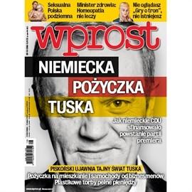 okładka AudioWprost, Nr 18 z 28.04.2014, Audiobook   Wprost