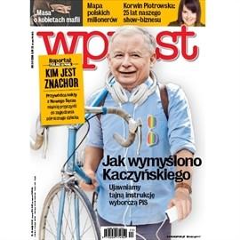 okładka AudioWprost, Nr 20 z 12.05.2014, Audiobook   Wprost